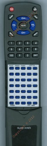 AMANA Replacement Remote Control for AP148D, AP148DS, AC562065, ESA415K, ESA418K by Redi-Remote. $29.95. This is a custom built replacement remote made by Redi Remote for the AMANA remote control number AC562065. *This is NOT an original  remote control. It is a custom replacement remote made by Redi-Remote*  This remote control is specifically designed to be compatible with the following models of AMANA units:   AP148D, AP148DS, AC562065, ESA415K, ESA418K, ESA418KL, E...