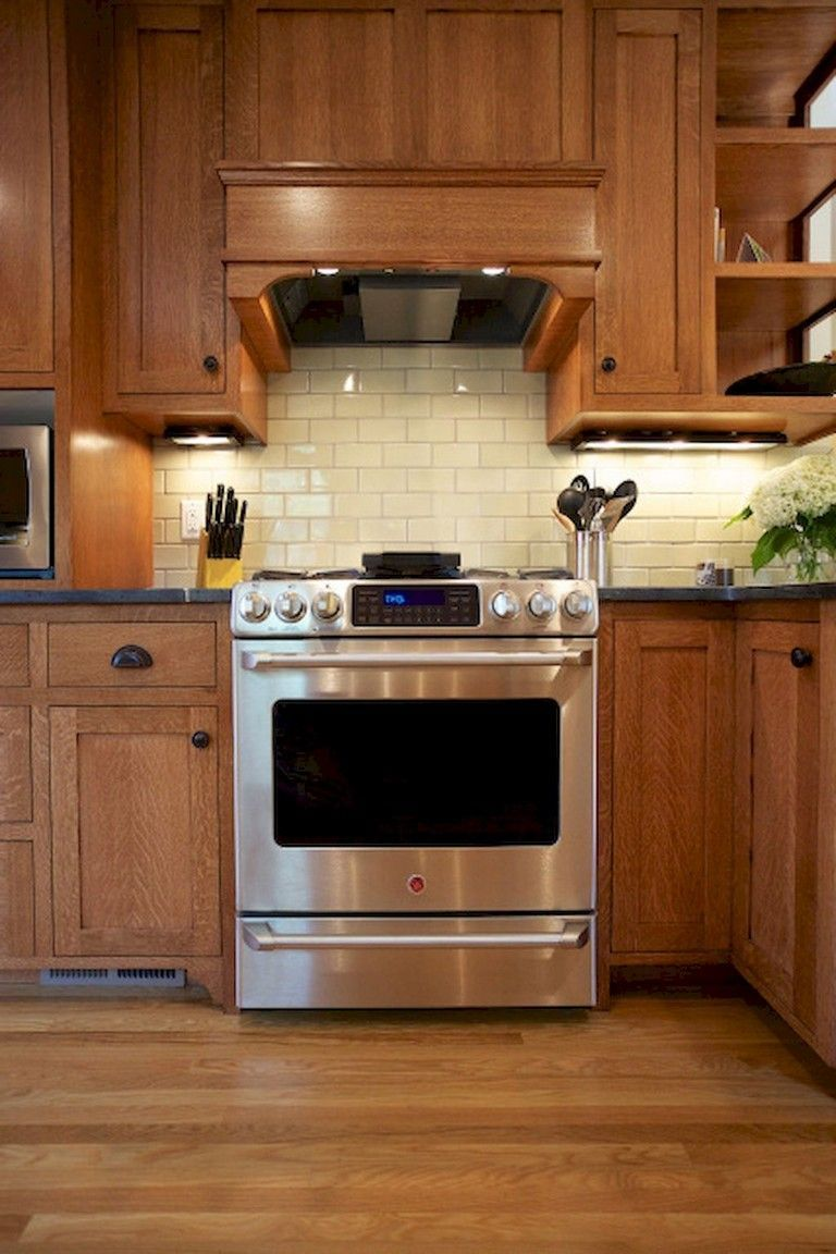 105 top oak kitchen cabinets ideas decoration for farmhouse style rh in pinterest com