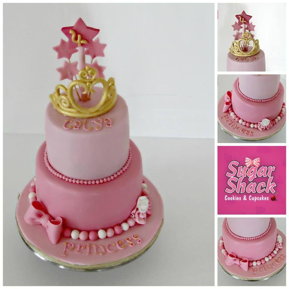 Fondant Princess Cake Cake of the Week 5 Pinterest Cake