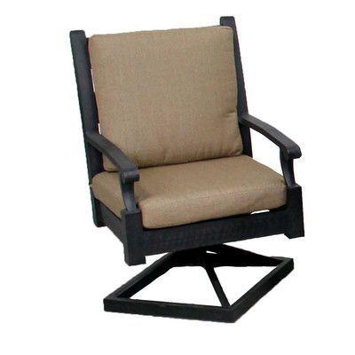california outdoor designs manhattan patio chair with cushion rh pinterest ca