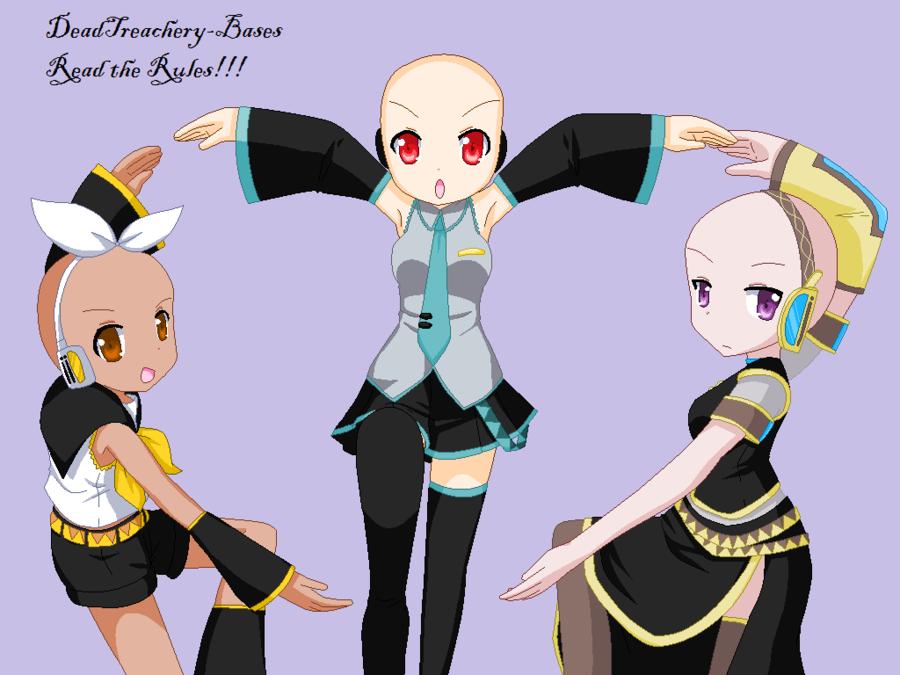 Vocaloid Heart Base by DeadTreacheryBases on DeviantArt