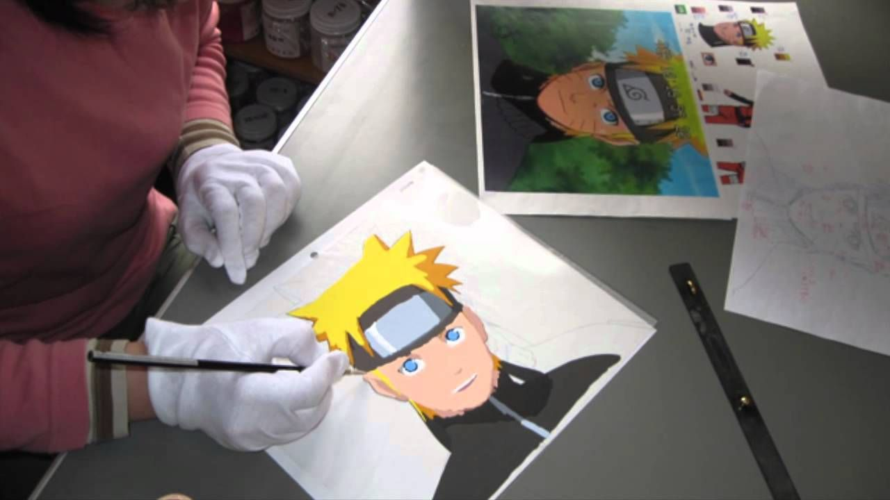 Alex Suzuki From Digital Manga Goes Over The Cel Creation Process In This Episode Of TV