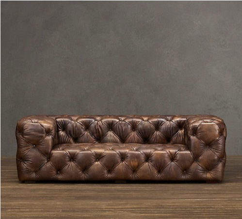 soho tufted leather sofa in 2019 furniture interiors tufted rh pinterest com