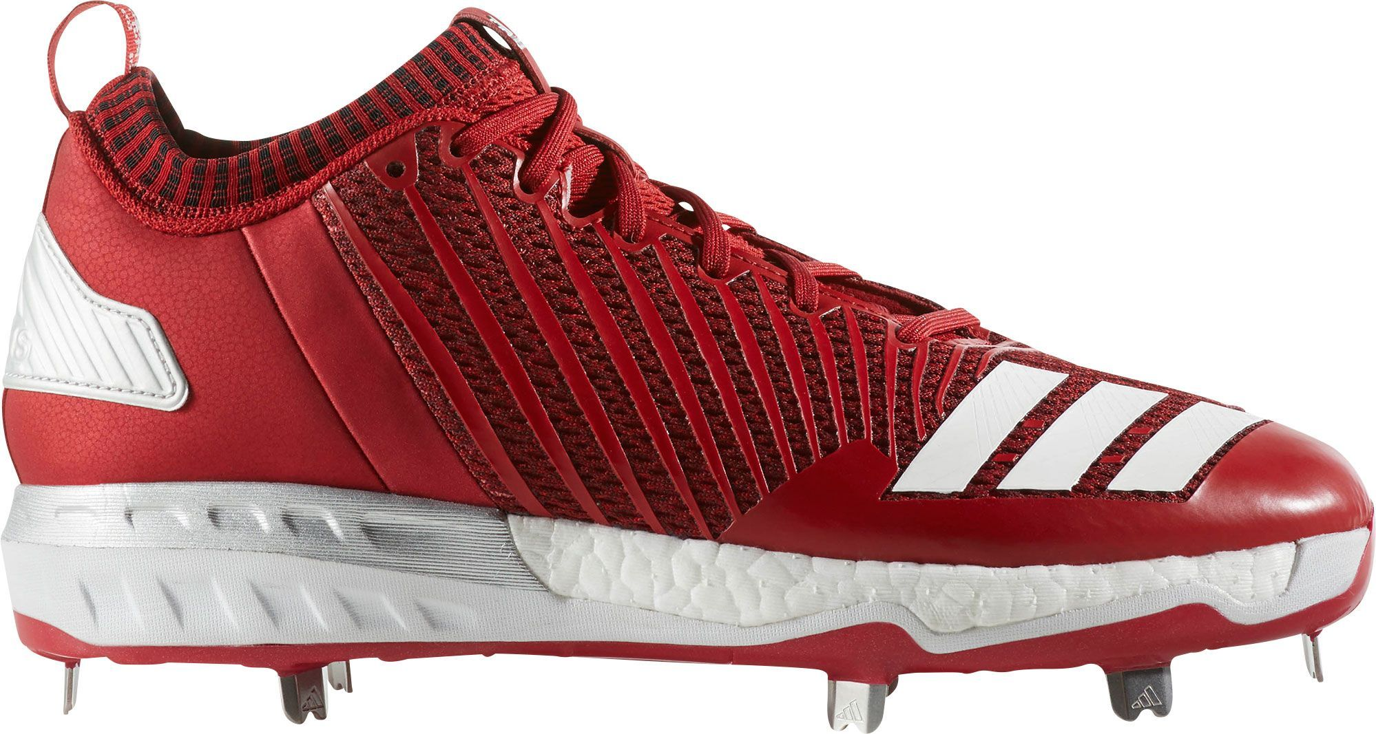 Photo of adidas Men's Boost Icon 3 Metal Baseball Cleats