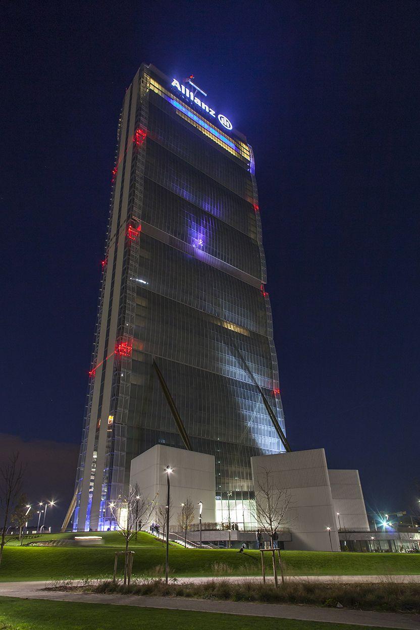 Resultado de imagen de Torre Allianz