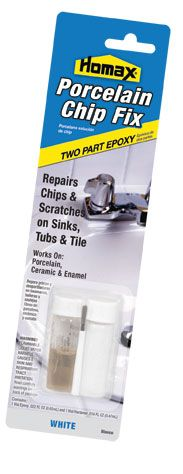 Repair A Chip Or Scratch In Your Porcelain Sink