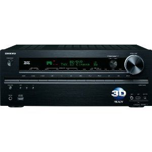 Onkyo TX-NR717 7.2-Channel Home Theater A/V Receiver (Black),$529.99