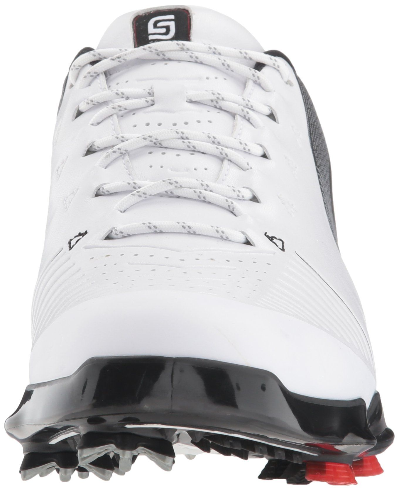 2556182b8701a3 Golf Shoes Mens     Under Armour Mens Spieth 2 Golf Shoe White 1 104 Black  10    Make sure to take a look at this remarkable item.
