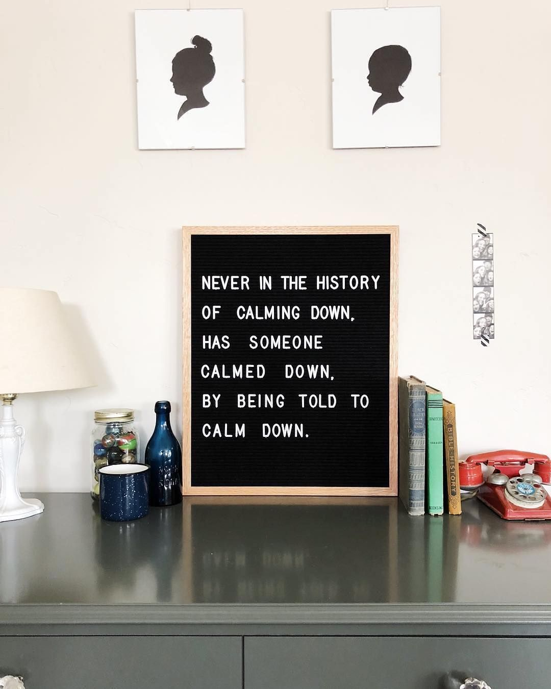 Letter Board Collection by Letterfolk