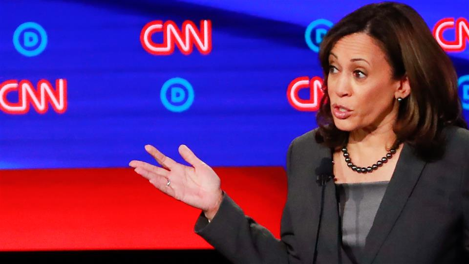 Kamala's MedicareforAll Straddle Fluid in lungs