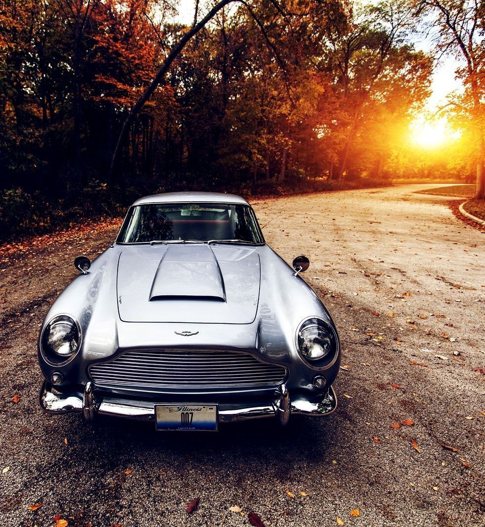 Classic Cars, Aston Martin Db5, Aston