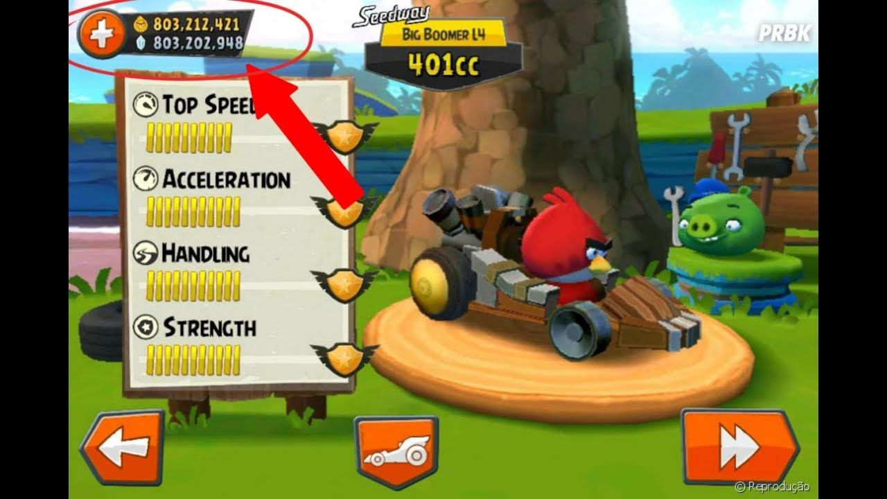 Apk Download Angry Birds Go Hack Get 9999999 Gems And Coins