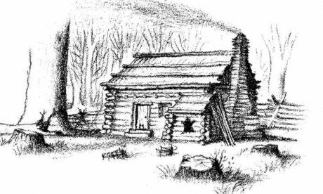 Little House In The Big Woods Garth Williams Laura Ingalls