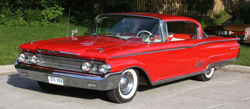 1960 Mercury Park Lane 2 Door Hardtop Mercury Cars American Classic Cars Lincoln Cars