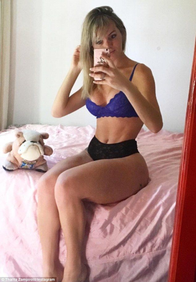 image Tiny amateur brazilian sex girl gets horny for girls gone wild