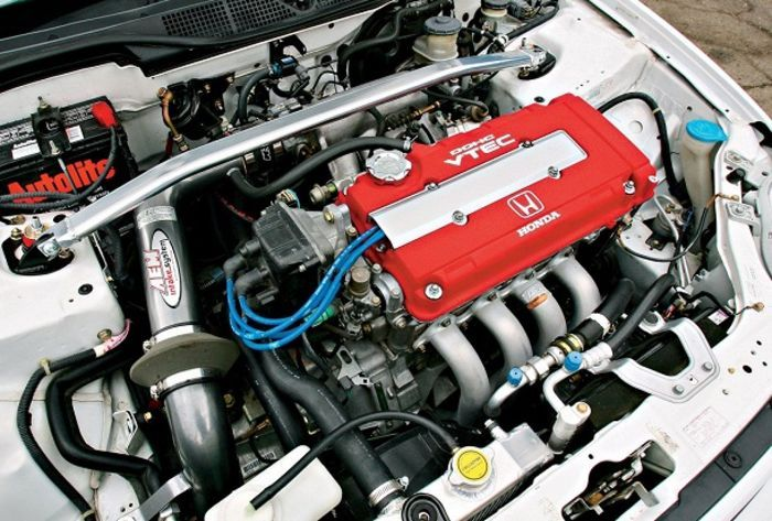 top 10 best honda engine swaps type r swap in a civic motores rh pinterest com