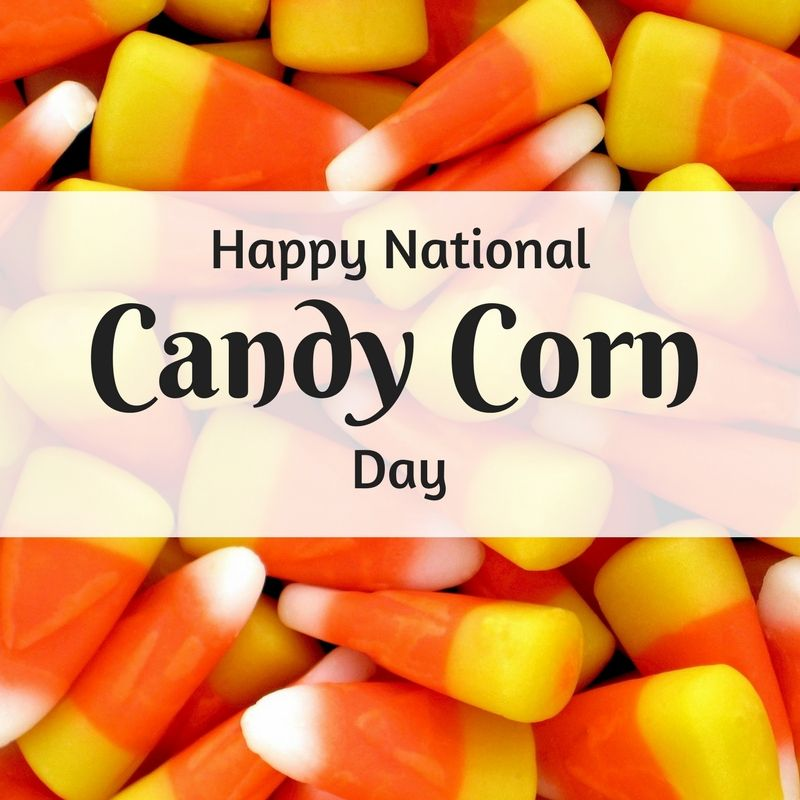 Get A Little Corny For National Candy Corn Day Karmic Chaos Candy Corn Corny Candy