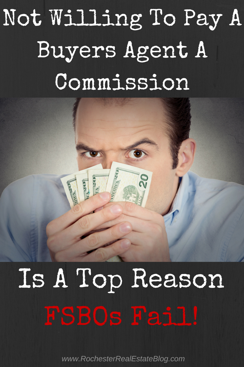 Top 10 Reasons Why FSBOs Fail (For Sale By Owner) In Real