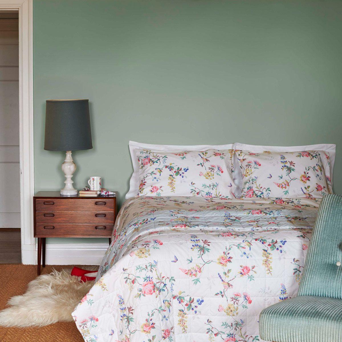 birds roses bed linen cath kidston for your home bedroom rh pinterest com
