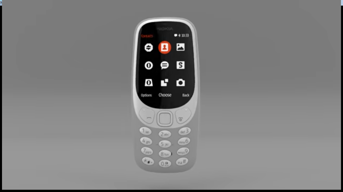 The iconic Nokia 3310 is here as HMD Global looks to bring