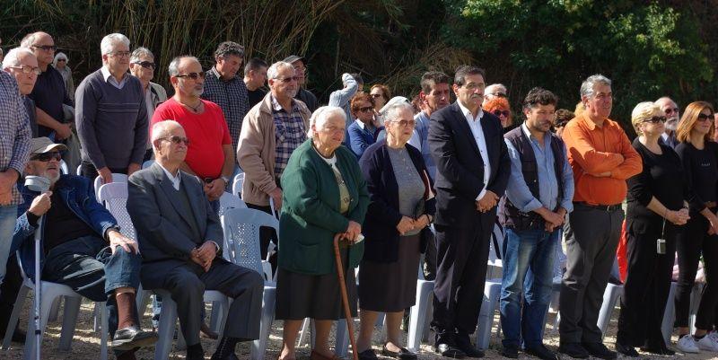 ΚΚΕ Πάτρας: Τιμήθηκαν στο Γηροκομειό οι αγωνιστές που εκτελέστηκαν την περίοδο 1946-49 – Δείτε ΦΩΤΟ