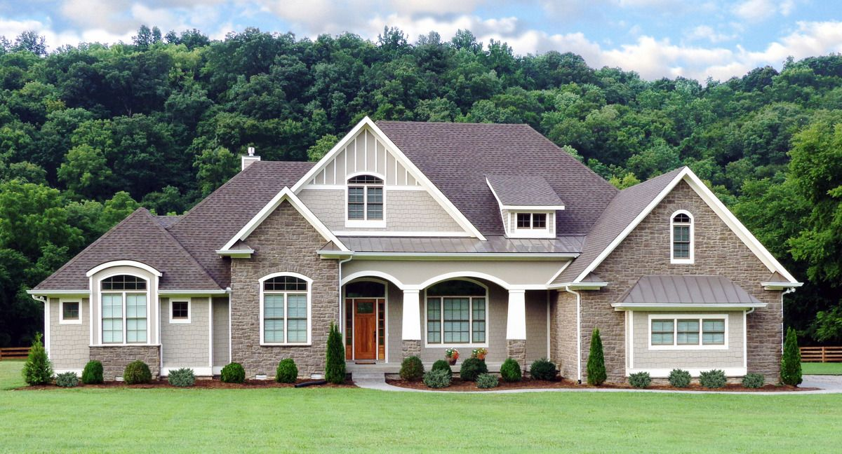 The Chesnee House Plan 1290 My Absolute