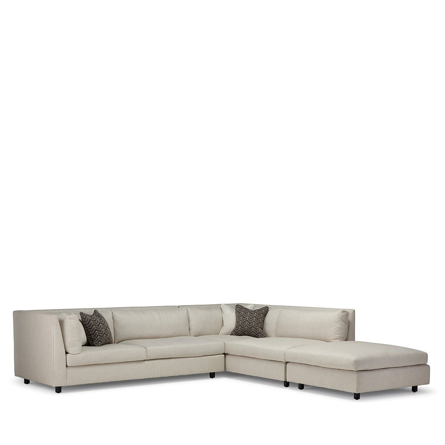 Mitc Gold Bob Williams Franco Sofa Sectional Bloomingdale S