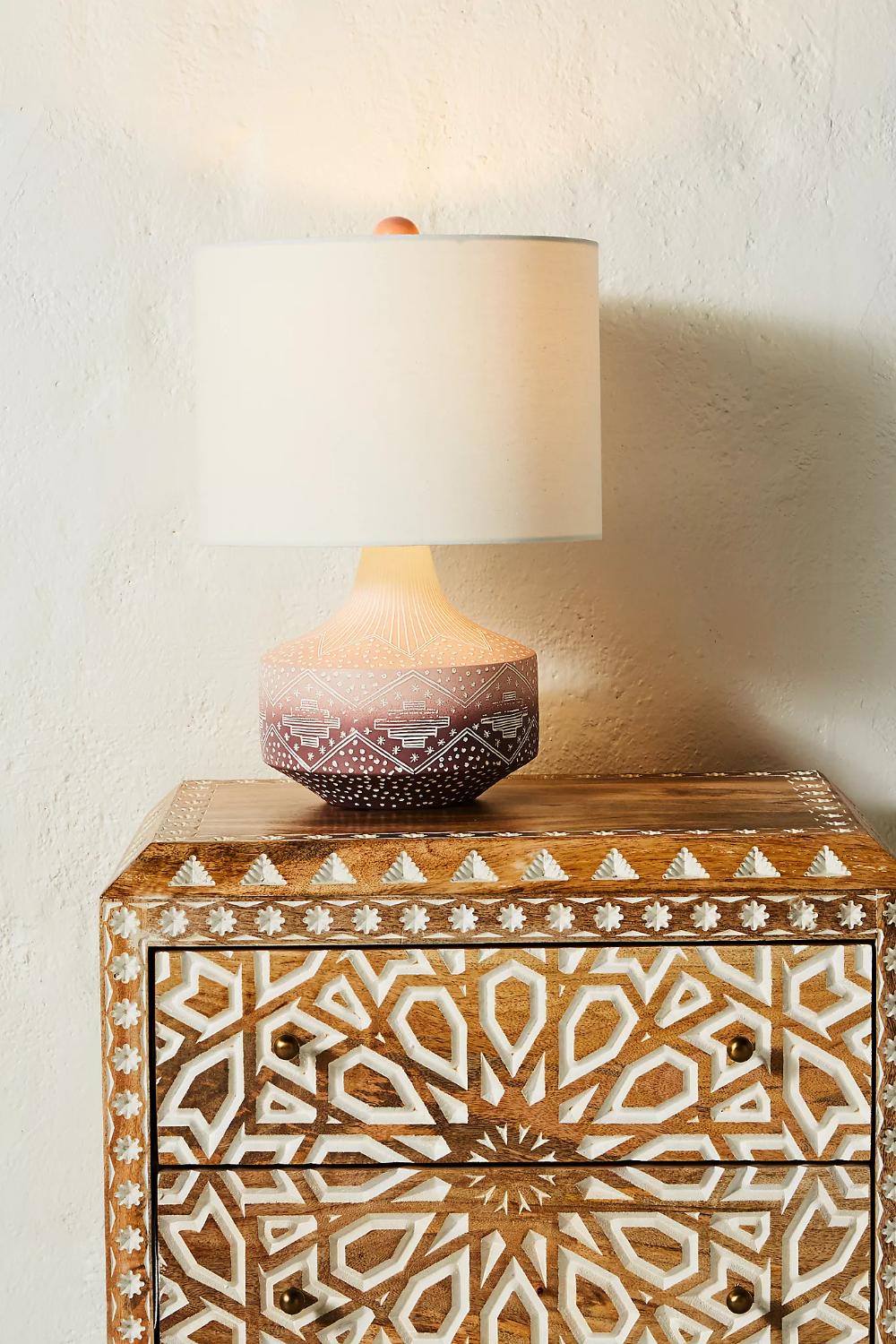 Uteki Table Lamp Anthropologie In 2020 Table Lamp Floor And Table Lamps Table