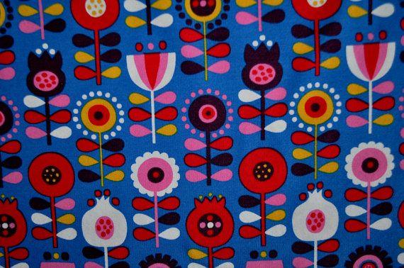 Organic Jersey fabric  Lillestoff  Scandinavian by stoffandgo, €9.90
