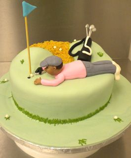 Are You Too Good For Your Home Golf Cake Golf Birthday