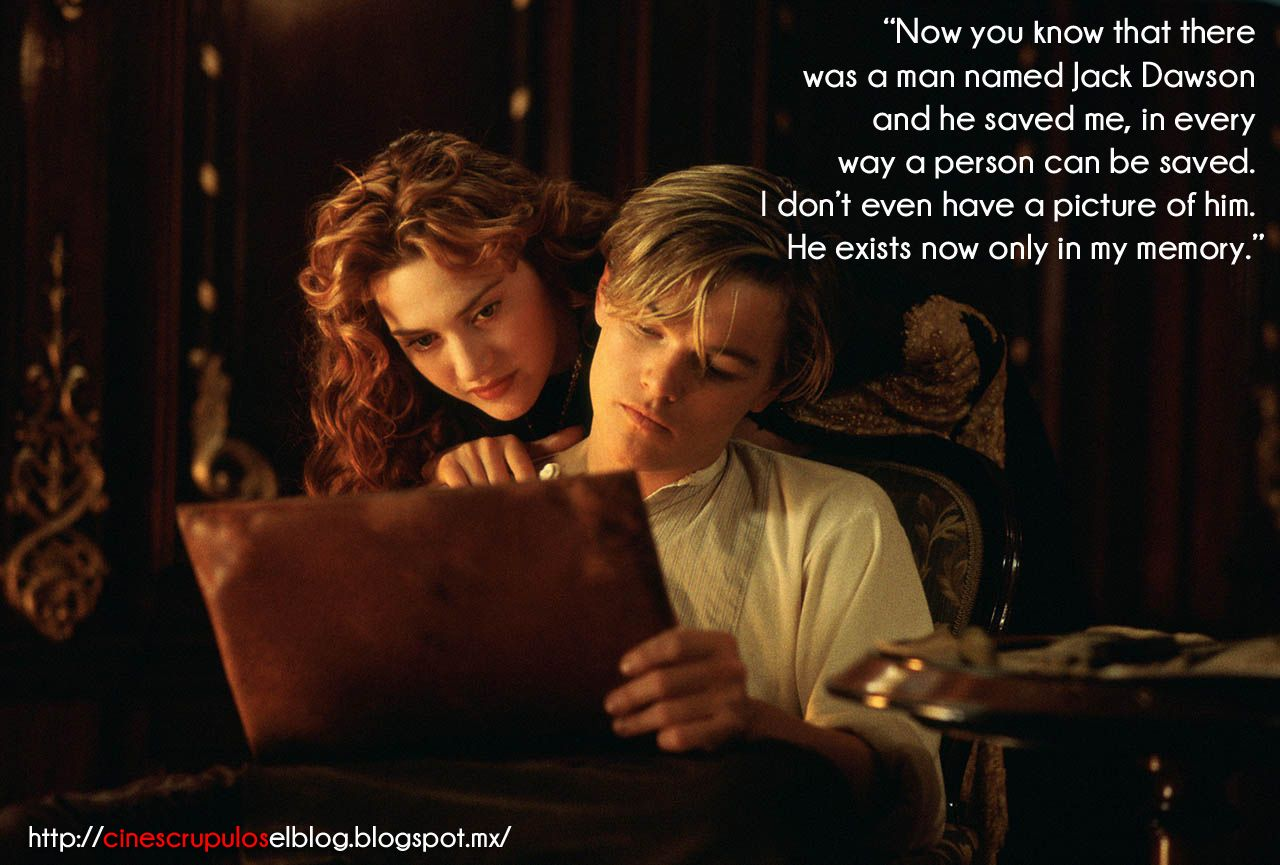 Titanic Quotes Cinescrupulos