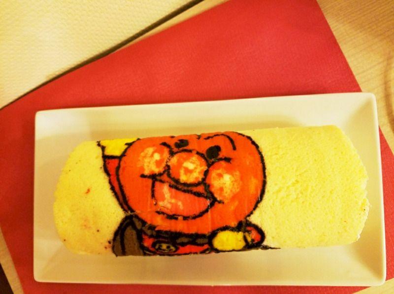 最高の壁紙 無料ダウンロード キャラクター ロール ケーキ ロール 無料 ロールケーキ