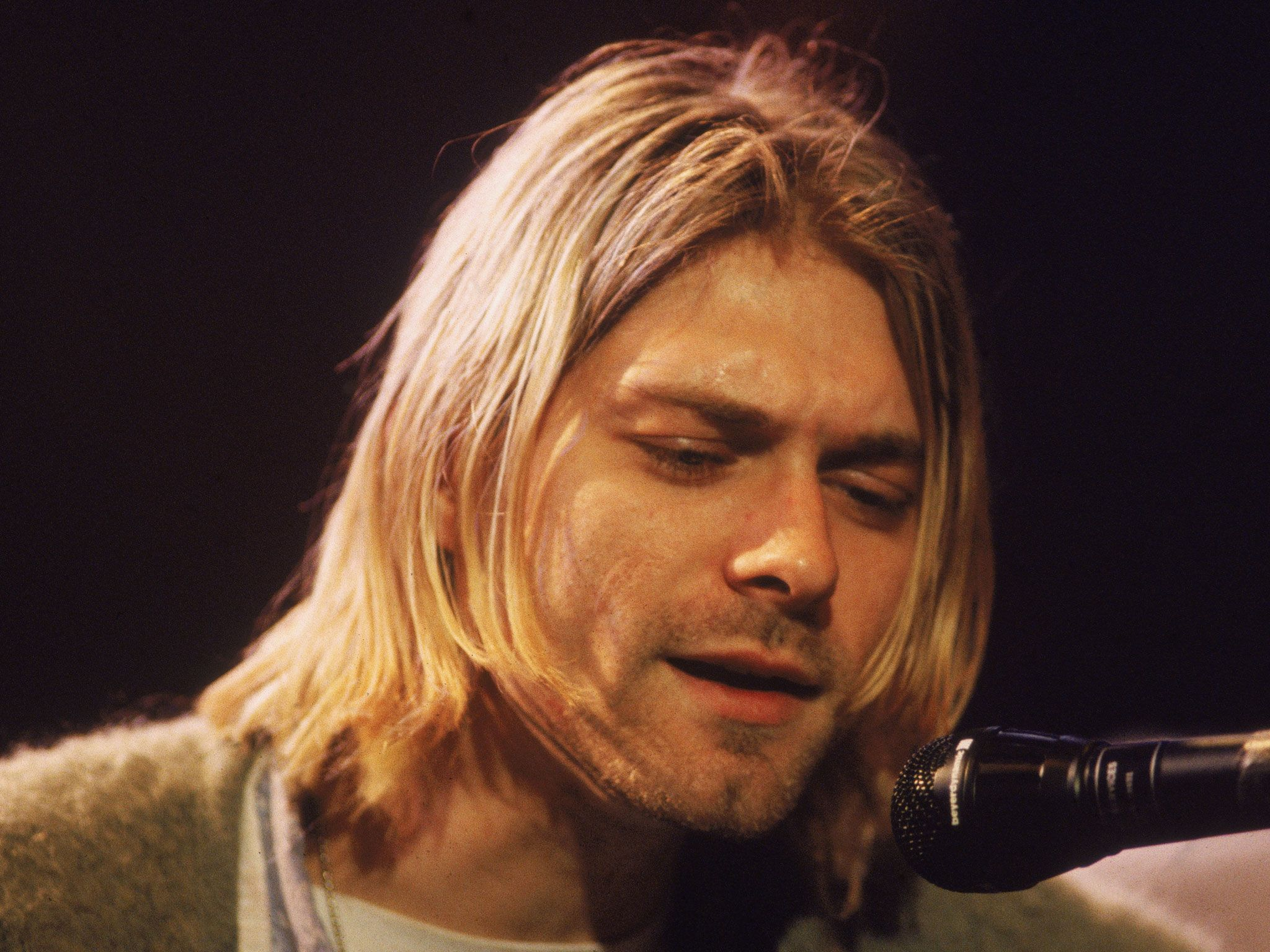 Kurt Cobain Wallpaper Free Download