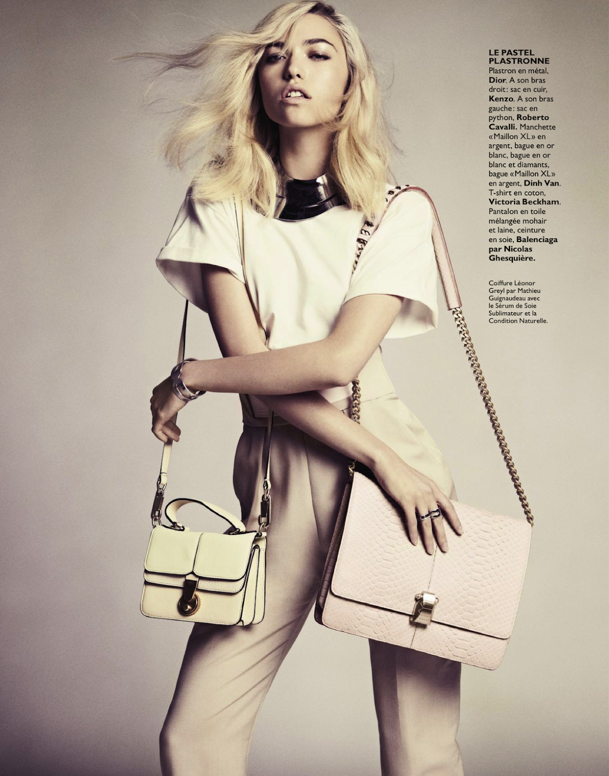 envies de nude: cora keegan by honer akrawi for grazia france 22nd march 2013   visual optimism; fashion editorials, shows, campaigns & more!