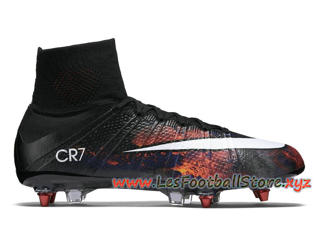 Nike Mercurial Superfly SG PRO CR7 Chaussure de football