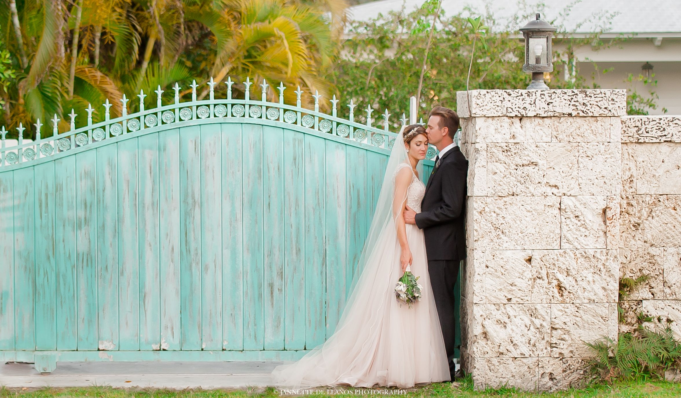 Caribbean wedding dress  Jannette De Llanos Weddings page  destination wedding ideas