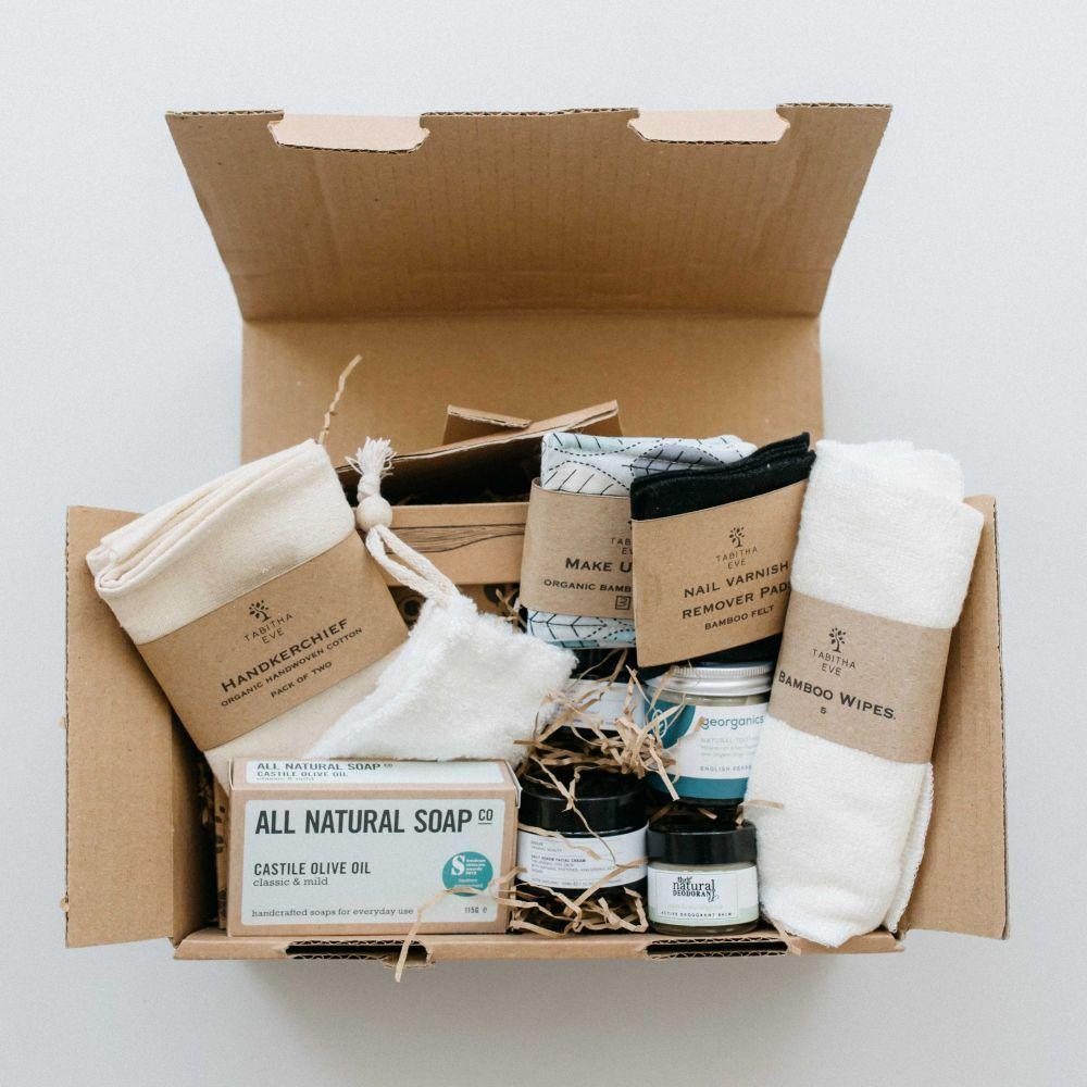 Sustainable Gift Set UK Gift Set for Eco Geeks Eco
