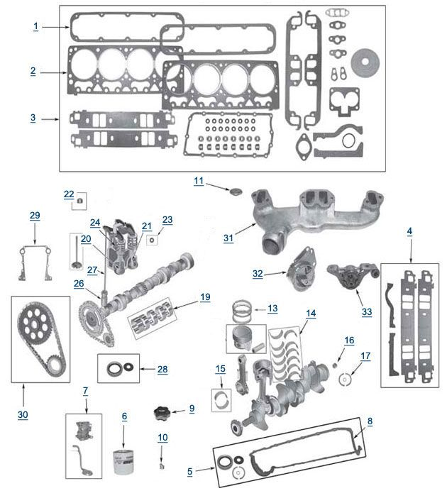 Pin Jeep Grand Cherokee Engine Diagram/4wd*com|hardparts