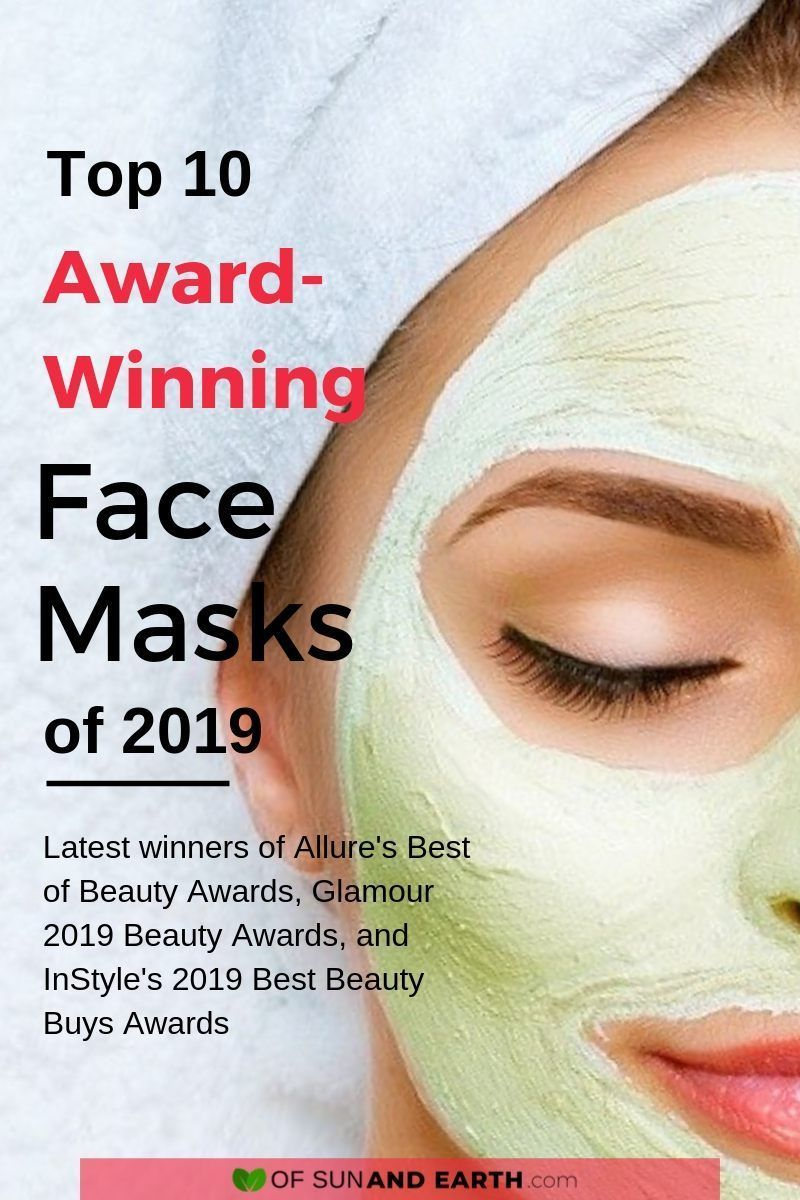 Check out this list of awardwinning face masks for acne