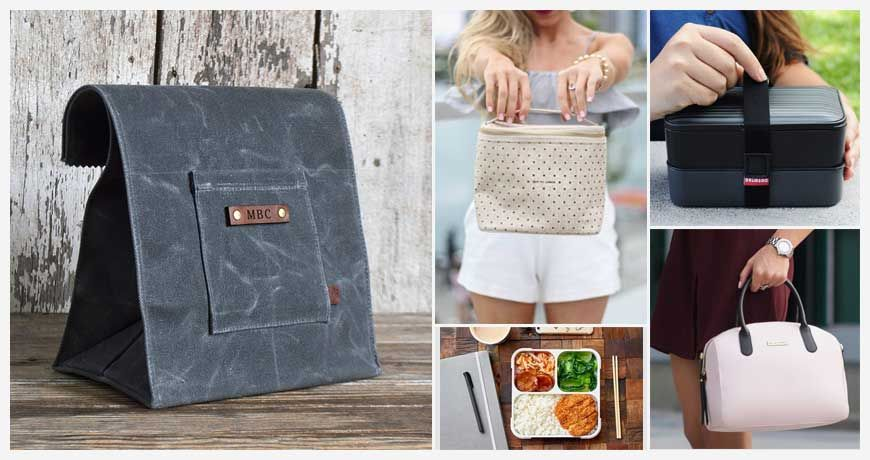 Bring Your Own Stylish Lunch Bag Or Box Step Up Ditch The