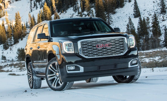 2020 GMC Yukon And Yukon Denali Changes And Release Date >> 2020 Gmc Yukon Denali Interior Redesign And Release Date