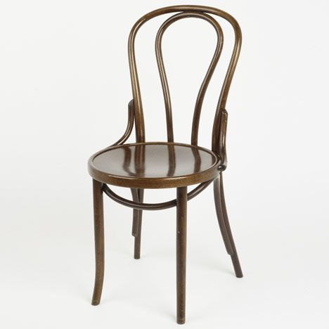 "the ""chair of chairs"" : why this 1859 chair is so important today"