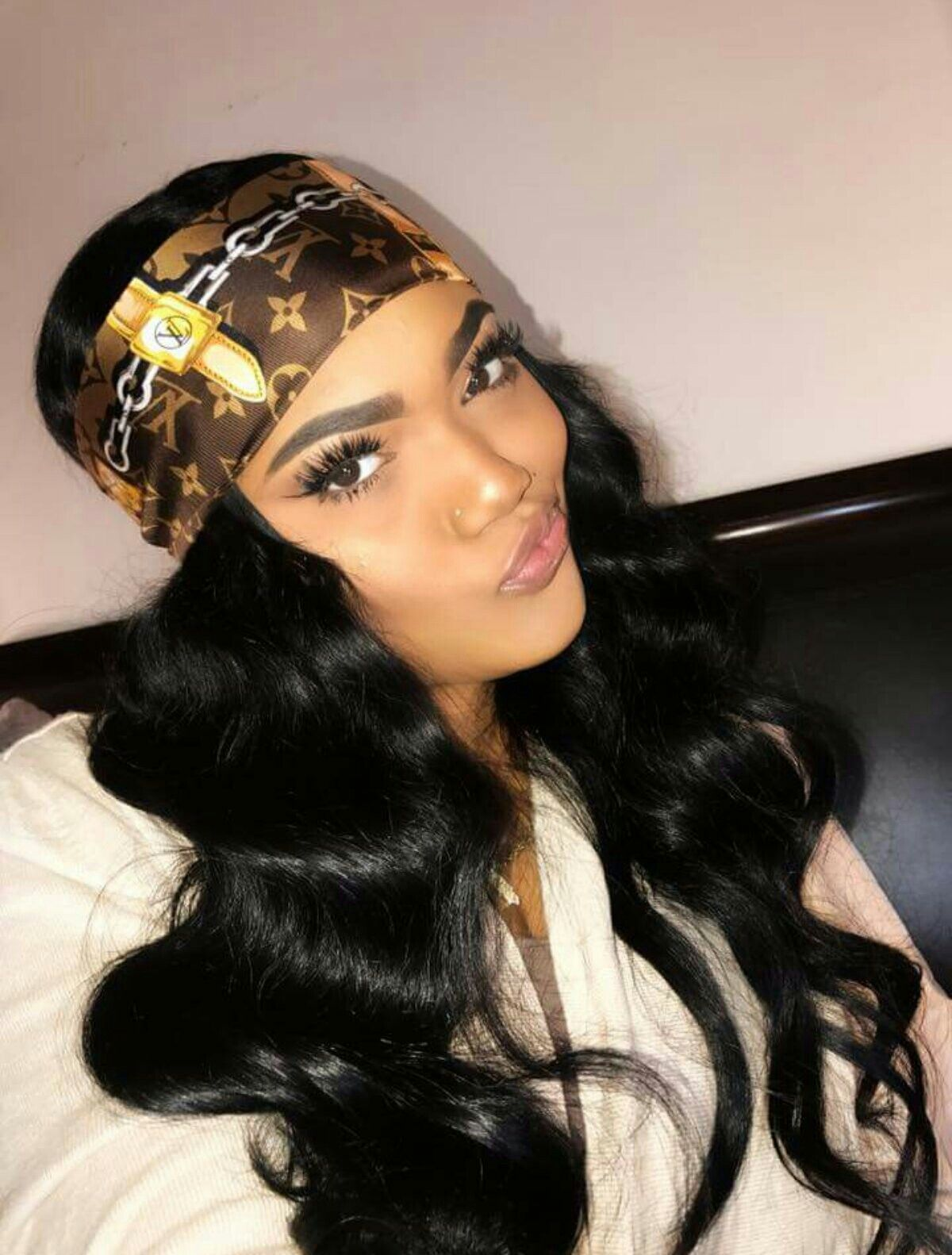 Pin by g on hair pinterest makeup baddies and hair laid