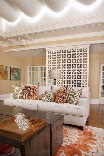 Screen By Jo Ann Hartley Interior Design San Rafael Ca Living Room Color Contemporary Family Rooms Peach Living Rooms