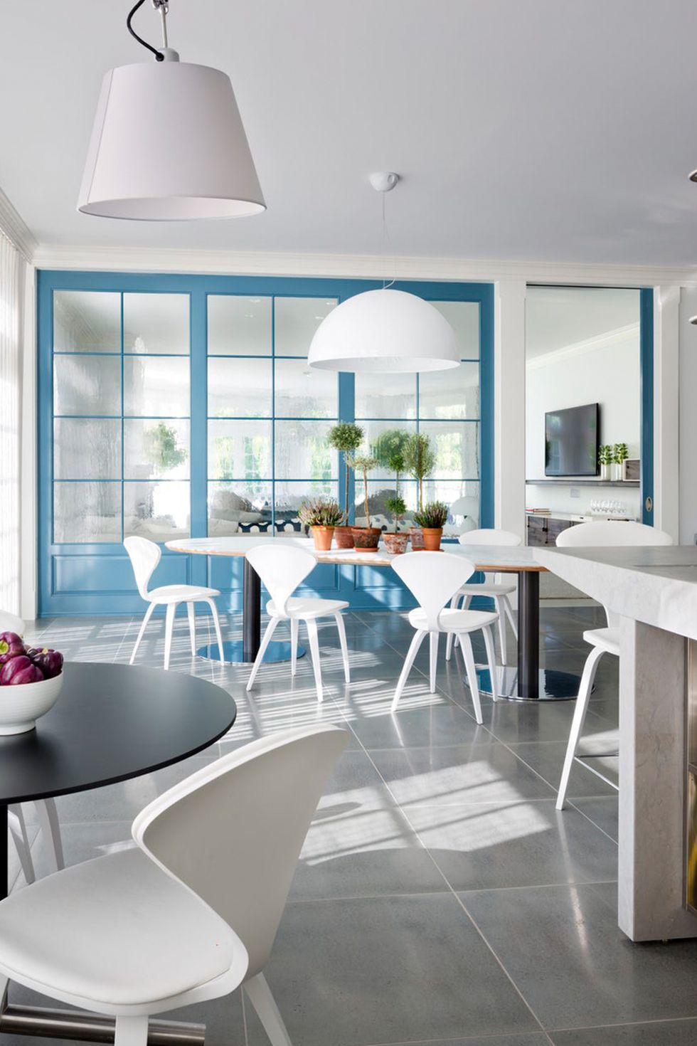 gorgeous eat in kitchens for every type of home kitchen design rh pinterest com