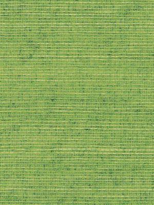 Phillip Jeffries Manila Hemp Kelly Green Grasscloth
