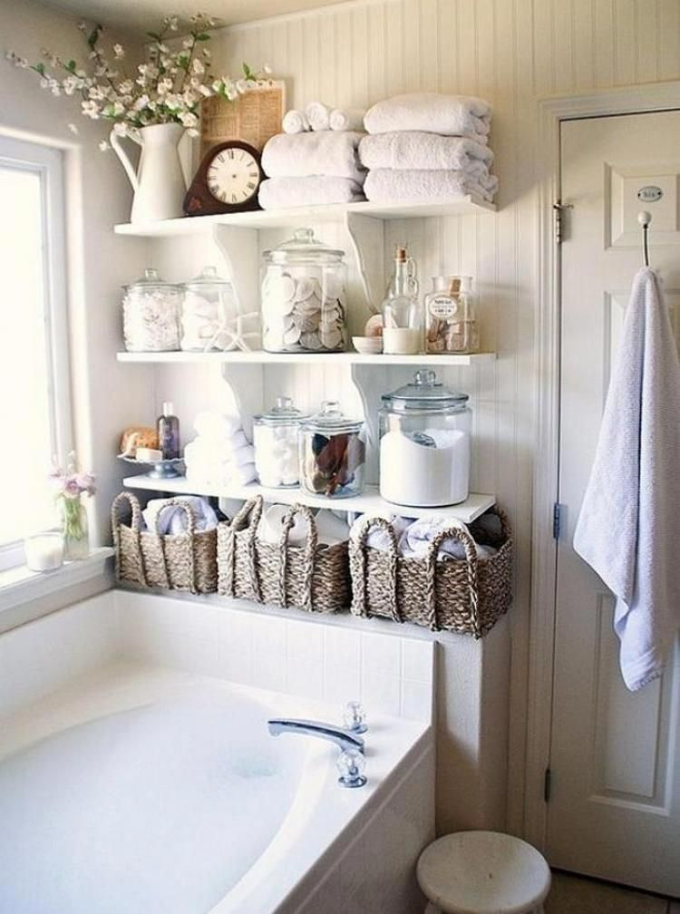 Awesome Small Farmhouse Bathroom Design Best Ideas