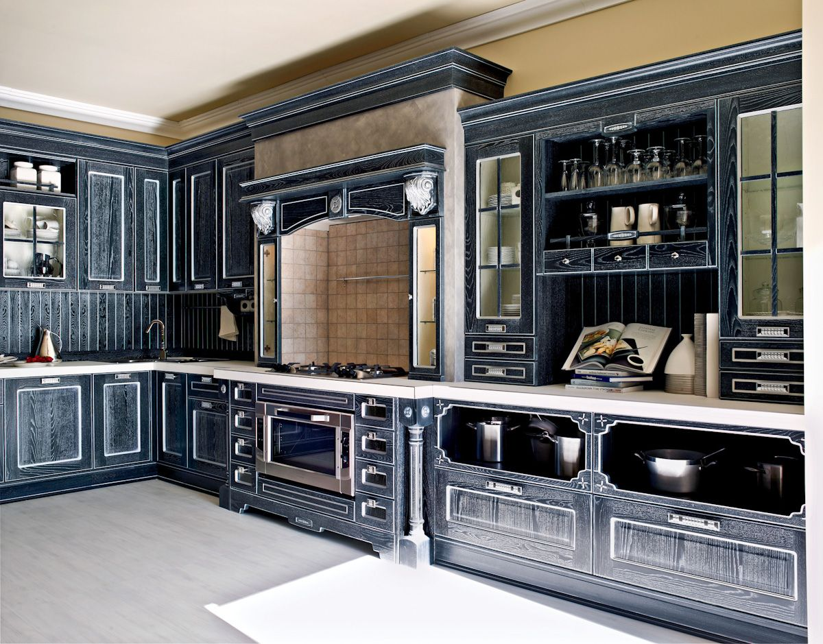 Traditional italian kitchen from Aran Cucineu0027s Imperial