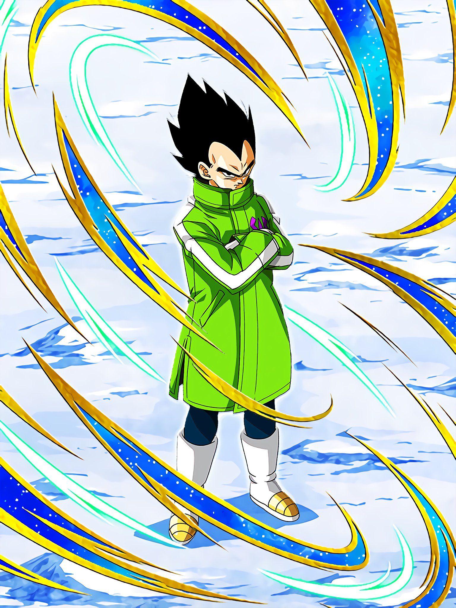 [Prince of the Lost Vegeta/Dragon Ball Z Dokkan