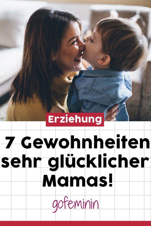 Die kleinen Dinge im Leben: 7 Gewohnheiten sehr glücklicher Mamas ...